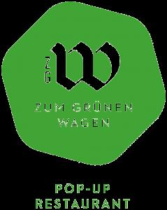 Zun grünen Wagen